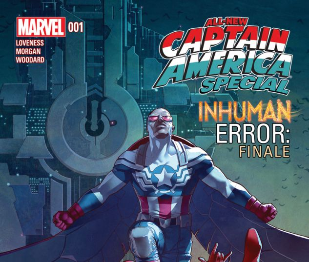 ALL-NEW CAPTAIN AMERICA SPECIAL 1 (WITH DIGITAL CODE)