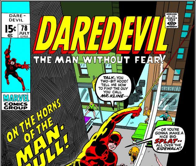 Daredevil (1963) #78