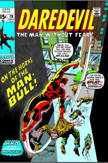 Daredevil (1964) #78