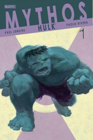 Mythos: Hulk (2006) #1