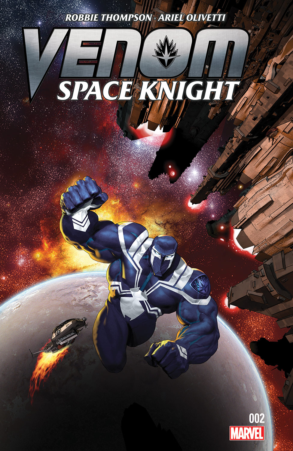 Venom: Space Knight (2015) #2