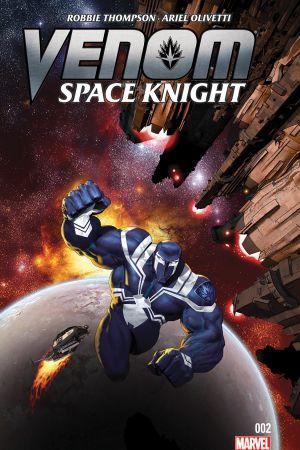 Venom: Space Knight #2