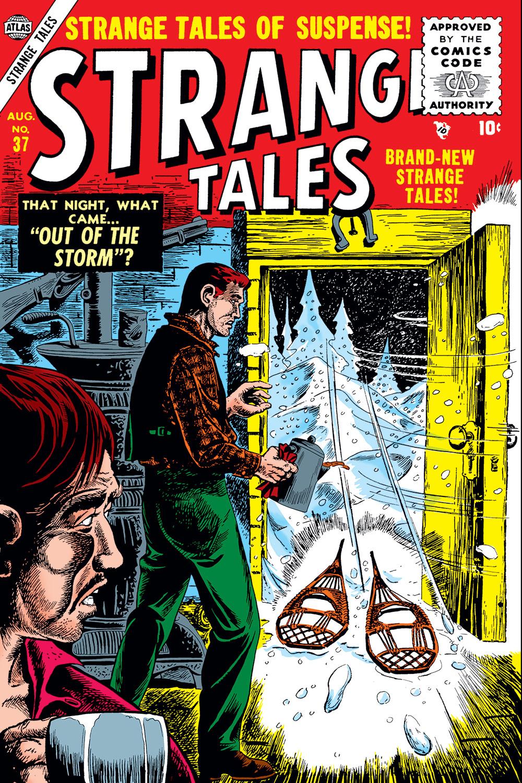 Strange Tales (1951) #37