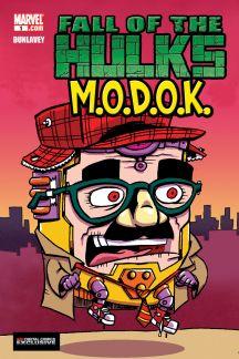 Fall of the Hulks: M.O.D.O.K. (2010) #1