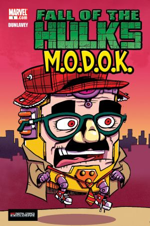 Fall of the Hulks: M.O.D.O.K. (2010) #1