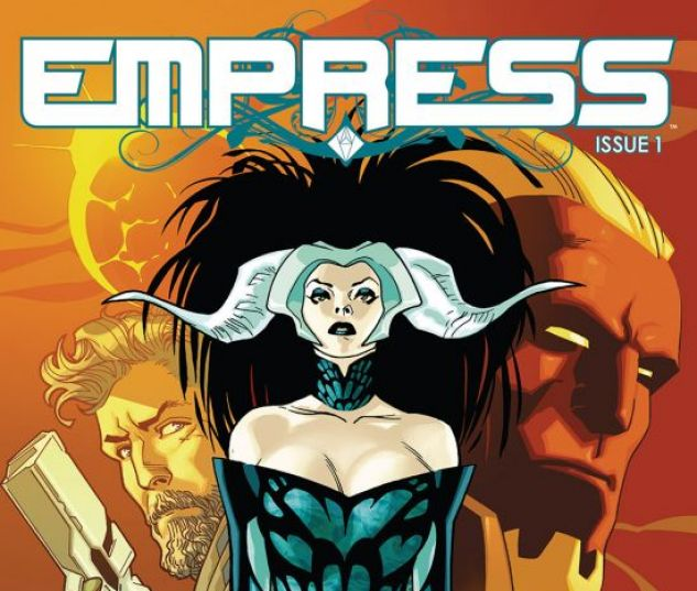 cover from Empress (2016) #1