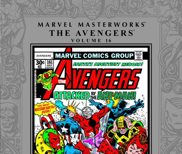 Marvel Masterworks: The Avengers (2016)