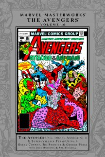 MARVEL MASTERWORKS: THE AVENGERS VOL. 16 (Hardcover)