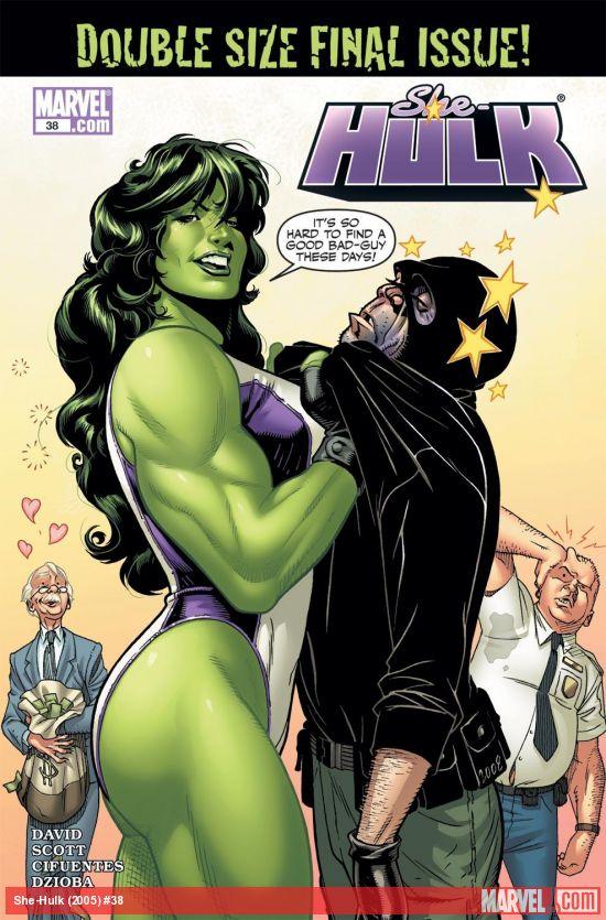 She-Hulk (2005) #38