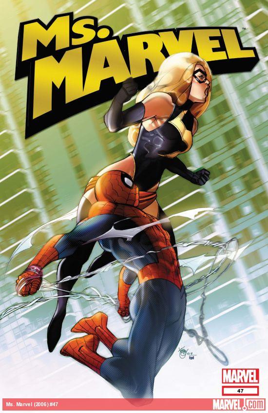 Ms. Marvel (2006) #47