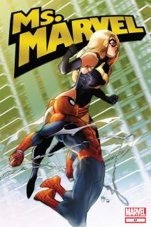 Ms. Marvel (2006) #47