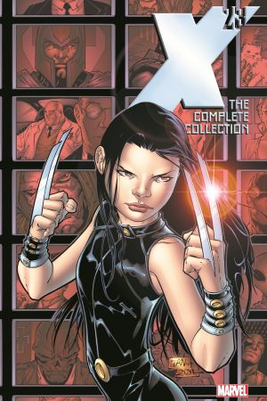 X-23: The Complete Collection Vol. 1 (Trade Paperback)
