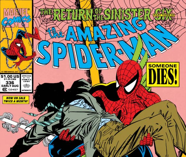 Amazing Spider-Man (1963) #336