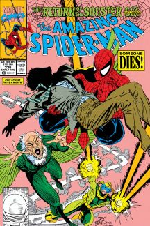 The Amazing Spider-Man (1963) #336