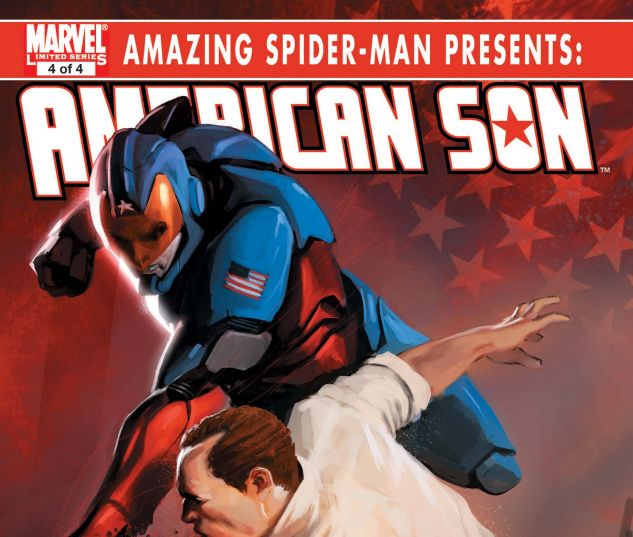 Amazing Spider-Man Presents: American Son (2010)#4
