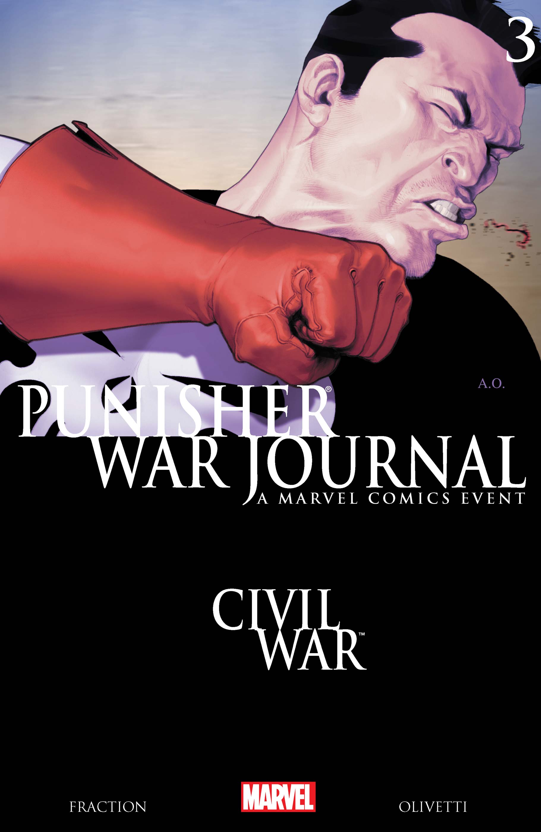Punisher War Journal (2006) #3