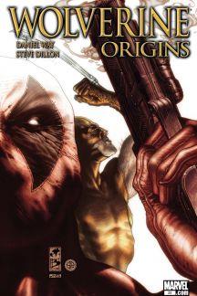 Wolverine Origins (2006) #23