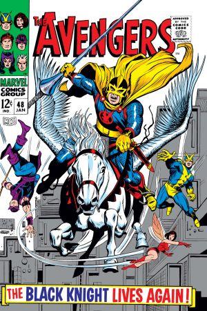 Avengers (1963) #48