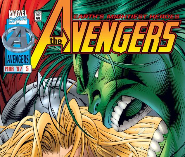 Avengers (1996) #5