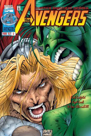 Avengers #5