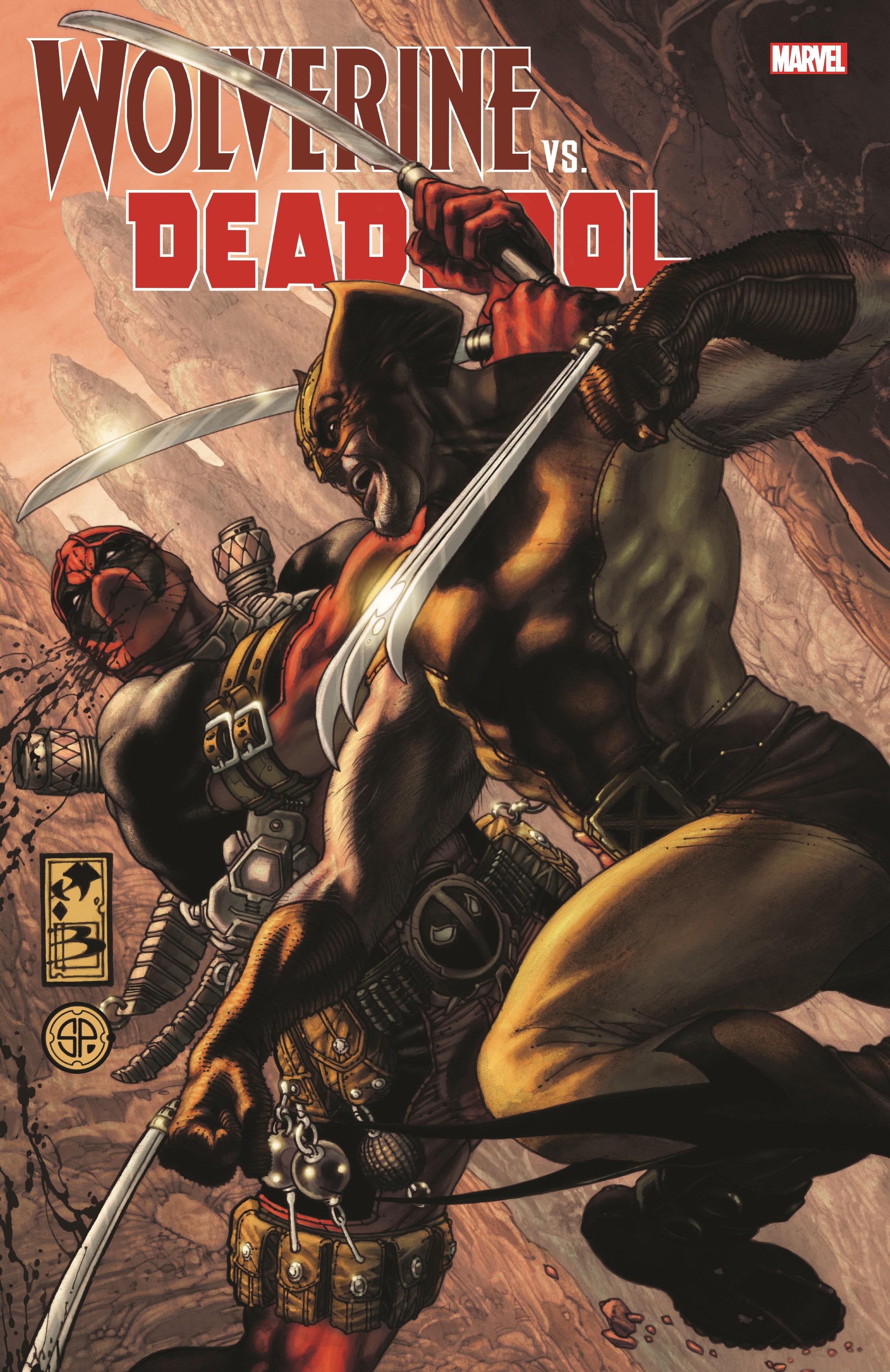 Wolverine Vs. Deadpool (Trade Paperback)