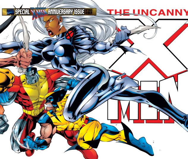 UNCANNY X-MEN (1963) #325