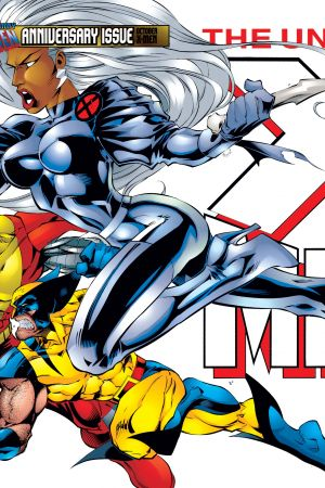 Uncanny X-Men #325