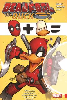 Deadpool the Duck (Trade Paperback)