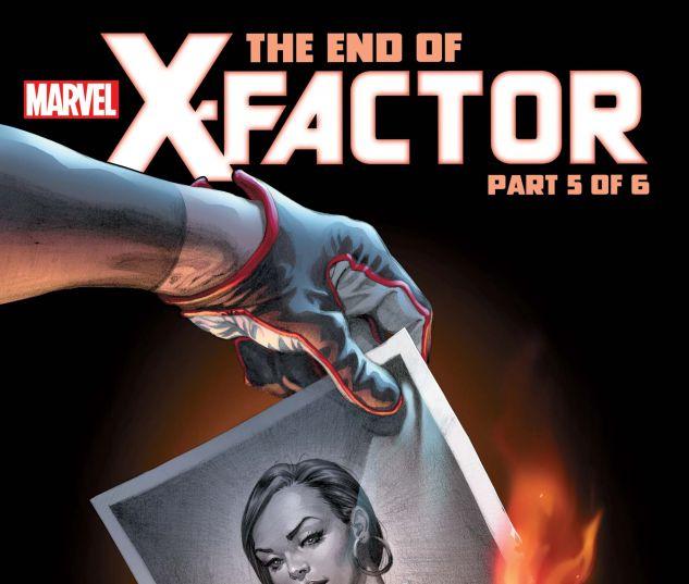 X-Factor (2005) #261