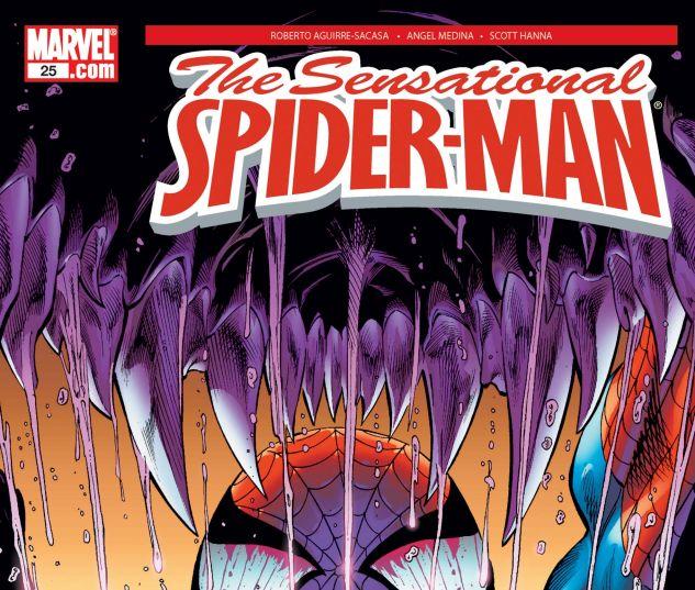SENSATIONAL SPIDER-MAN (2006) #25
