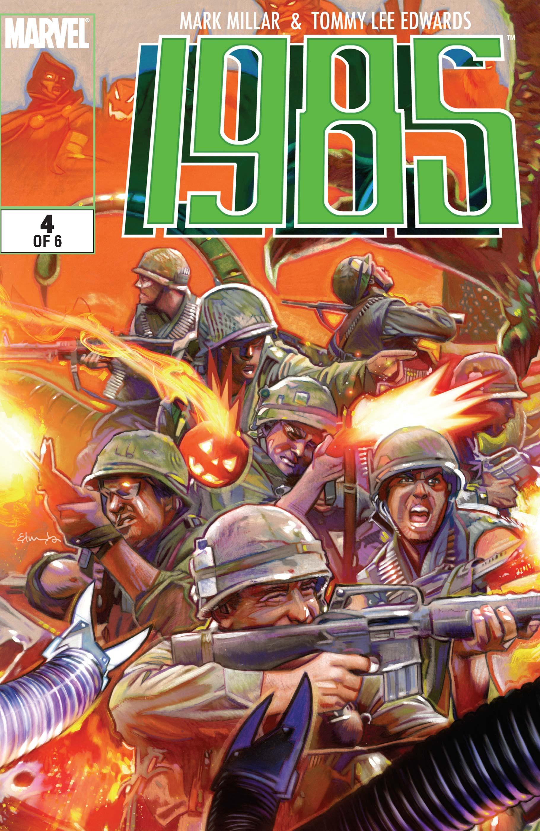 Marvel 1985 (2008) #4