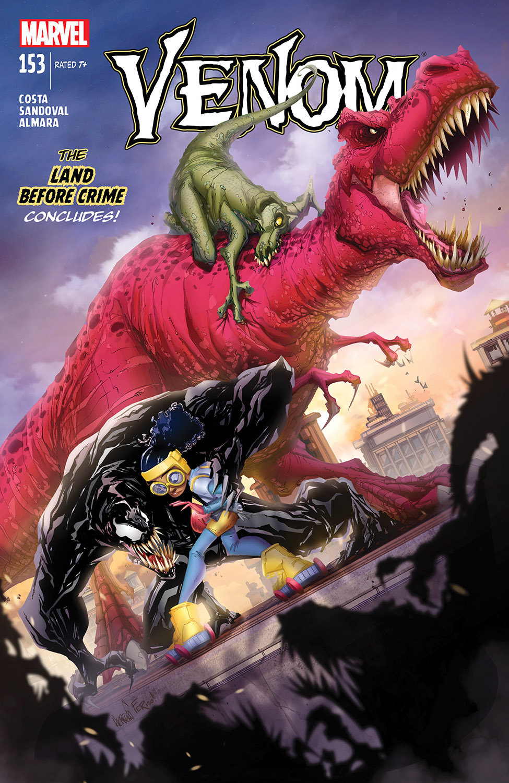 Venom (2016) #153