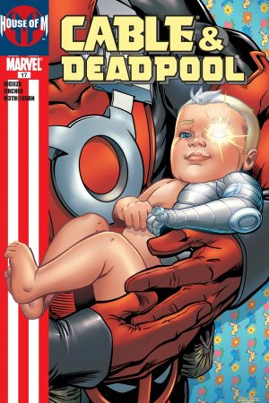 Cable & Deadpool Vol. 3: The Human Race (Trade Paperback)