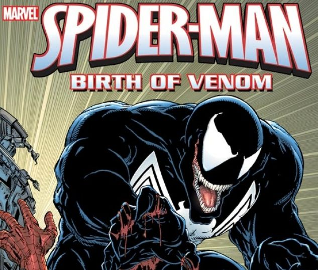 SPIDER-MAN: BIRTH OF VENOM 0 cover