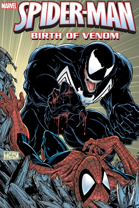 Spider-Man: Birth of Venom (Trade Paperback)