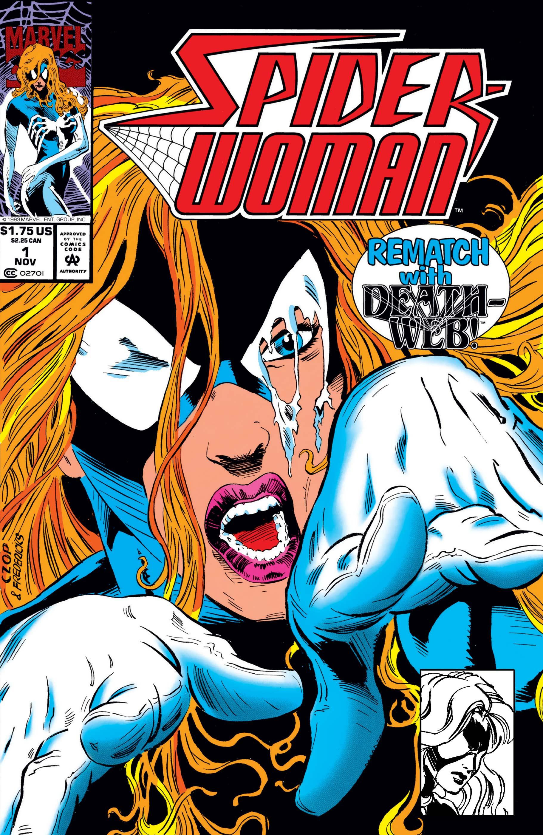 Spider-Woman (1993) #1