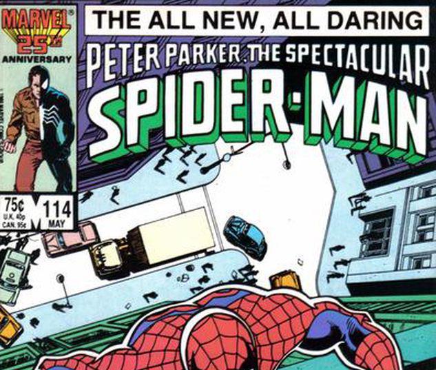 Peter Parker, the Spectacular Spider-Man #114
