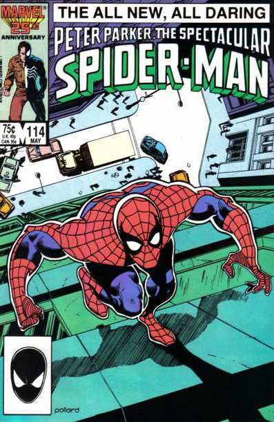 Peter Parker, the Spectacular Spider-Man (1976) #114