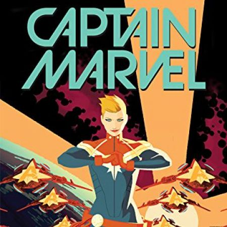 Captain Marvel (2016 - 2017)