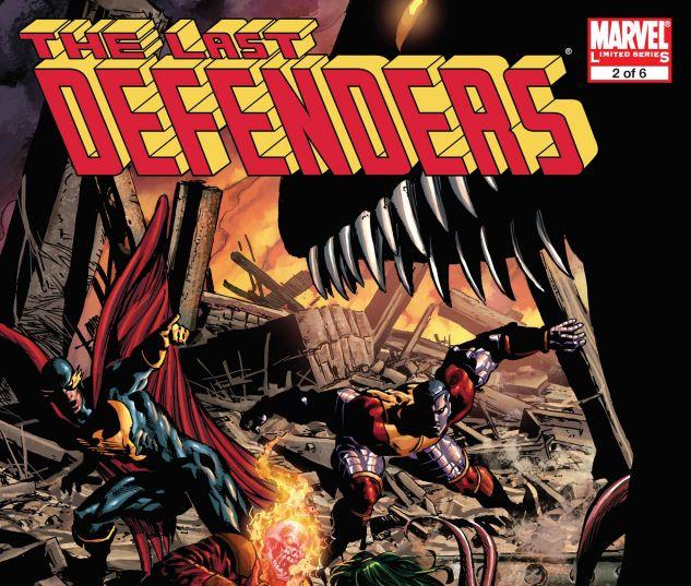 THE LAST DEFENDERS (2008) #2