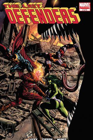The Last Defenders #2