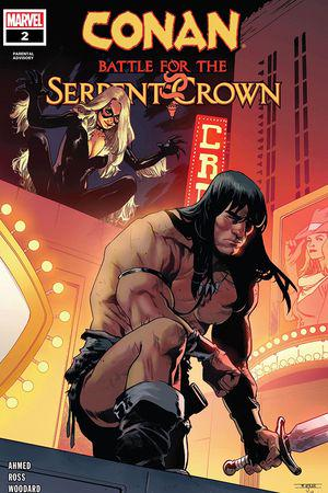 Conan: Battle for the Serpent Crown #2