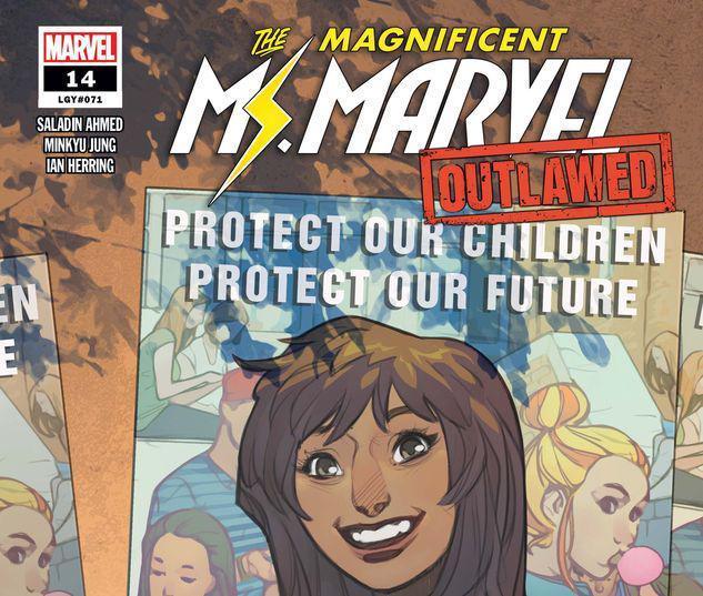 Magnificent Ms. Marvel #14
