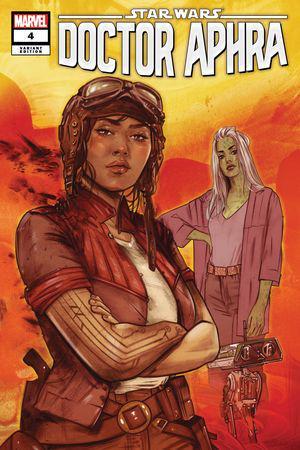 Star Wars: Doctor Aphra (2020) #4 (Variant)