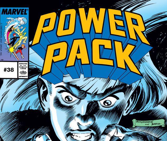 Power Pack #38