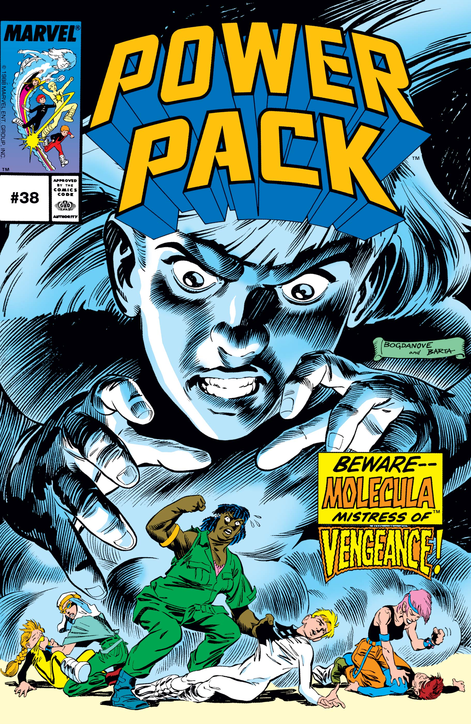 Power Pack (1984) #38