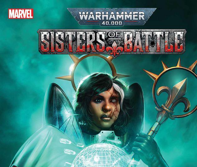 Warhammer 40,000: Sisters of Battle #4
