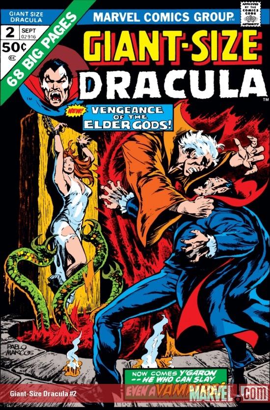 Giant-Size Dracula (1974) #2