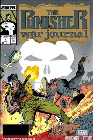 Punisher War Journal (1988) #4