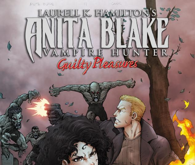ANITA BLAKE, VAMPIRE HUNTER: GUILTY PLEASURES VOL. 2 HC #0